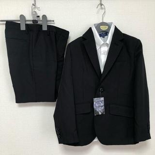 マザウェイズ(motherways)の新品 タグつき☆マザウェイズ フォーマル スーツ 130 入学式 結婚式 七五三(ドレス/フォーマル)