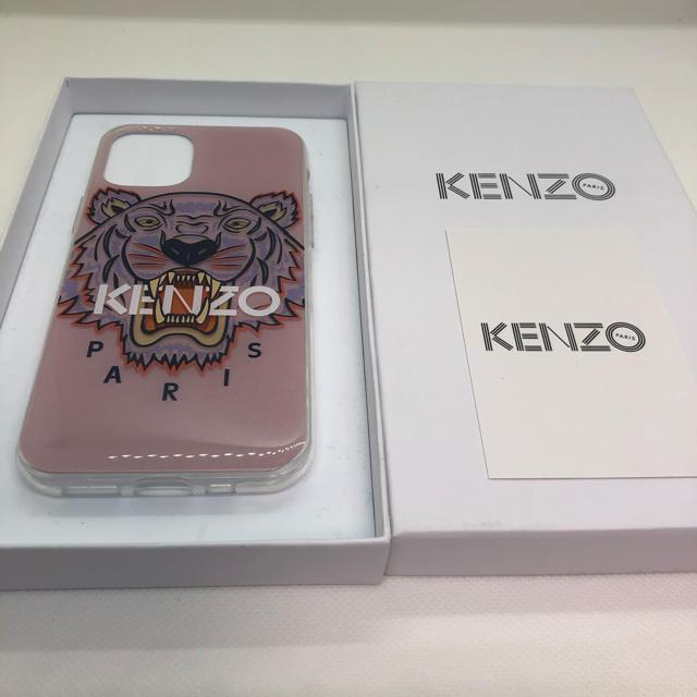 iphone ふち ケース 、 KENZO - 新品 KENZO iphone 11 pro FA5COKIXITIG 34の通販 by セントラルマーケット大阪本店|ケンゾーならラクマ