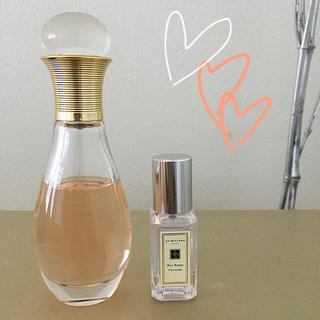 ディオール(Dior)のDior ヘアミスト香水 ジョーマロー 香水 2本セット(香水(女性用))
