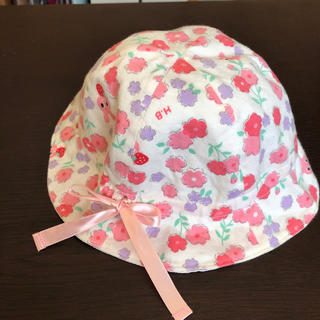 HOT BISCUITS - ミキハウス ホットビスケッツ帽子