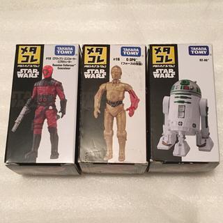 タカラトミー(Takara Tomy)のメタコレ スターウォーズ C-3PO と R2-A6(SF/ファンタジー/ホラー)