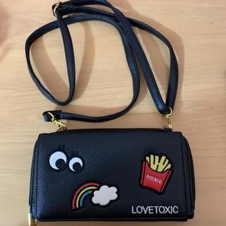 ラブトキシック(lovetoxic)のLovetoxic ショルダー財布(財布)