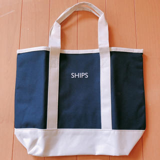 SHIPS - トートバッグ  SHIPSオリジナルトートバッグ