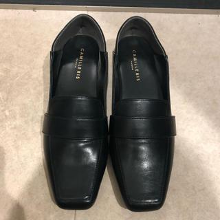 ランダ(RANDA)の 【美品】RANDA 2WAYローファー(ローファー/革靴)