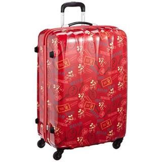 アメリカンツーリスター(American Touristor)のディズニー キャリーケース キャリーバッグ ミッキー ミニー レッド 赤 旅行(スーツケース/キャリーバッグ)