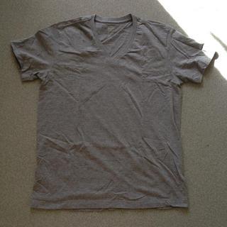 ムジルシリョウヒン(MUJI (無印良品))のメンズ インナーTシャツ(Tシャツ(半袖/袖なし))