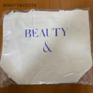 ビューティアンドユースユナイテッドアローズ(BEAUTY&YOUTH UNITED ARROWS)の☆BEAUTY&YOUTH トートバック(トートバッグ)