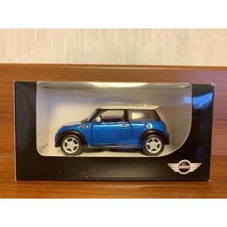 BMW - MINI COOPER S PULLBACK(ブルー×ホワイト)1/36
