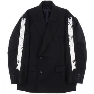 DOUBLET 19AW スーツジャケット   M
