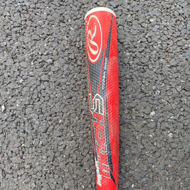 Rawlings(ローリングス)の軟式 ハイパーマッハs 草野球  スポーツ/アウトドアの野球(バット)の商品写真