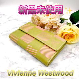 ヴィヴィアンウエストウッド(Vivienne Westwood)の新品✨Vivienne Westwood✨2つ折り財布❤️(財布)