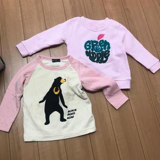 グラニフ(Design Tshirts Store graniph)のスウェット✖️ロングTシャツSET(その他)