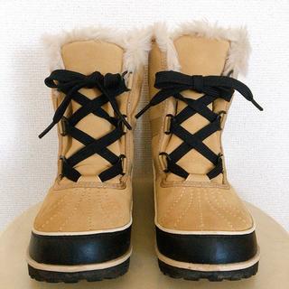 ソレル(SOREL)のSOREL キャメル色 レインブーツ(レインブーツ/長靴)