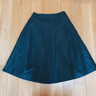 プラステ(PLST)のプラステ XSサイズ フレアスカート(ひざ丈スカート)