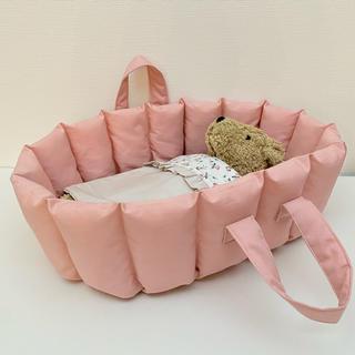 Caramel baby&child  - ドールクーファン ぬいぐるみ 人形 ベッド 布団