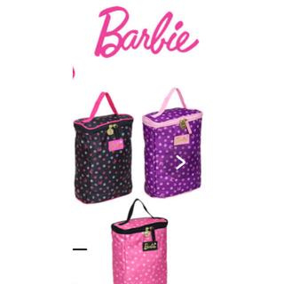 バービー(Barbie)のバービー  シューズ袋 新品 ピンク(シューズバッグ)