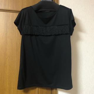 ボッシュ(BOSCH)のb ability BOSCH フリンジ トップス ボッシュ ビーアビリディ(Tシャツ(半袖/袖なし))
