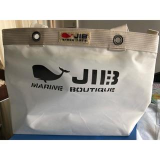 ファミリア(familiar)の新品 芦屋ファミリア限定 JIB×ファミリアコラボトートーバッグMホワイト(トートバッグ)