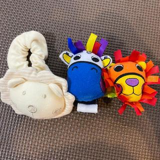 サッシー(Sassy)のベビー用おもちゃ アニマルおもちゃ(がらがら/ラトル)