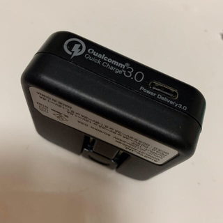 高速充電 AC充電器(バッテリー/充電器)
