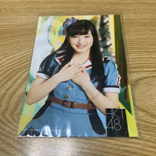 エイチケーティーフォーティーエイト(HKT48)のHKT48田島芽瑠生写真(女性タレント)