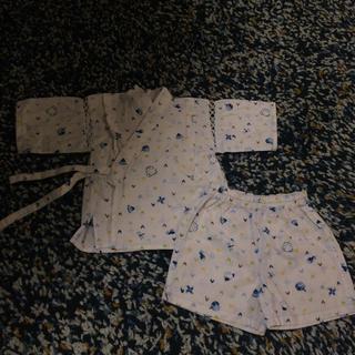 ファミリア(familiar)のファミリア 甚平 80cm(甚平/浴衣)