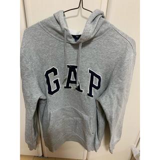 ギャップ(GAP)のGAP グレーパーカー(パーカー)