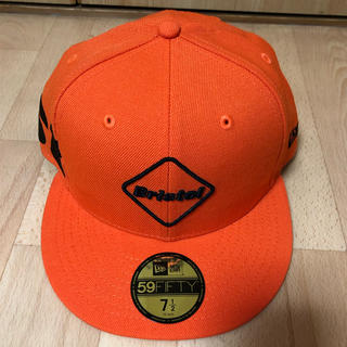 エフシーアールビー(F.C.R.B.)のFCRB NEW ERA EMBLEM 59FIFTY CAP(キャップ)