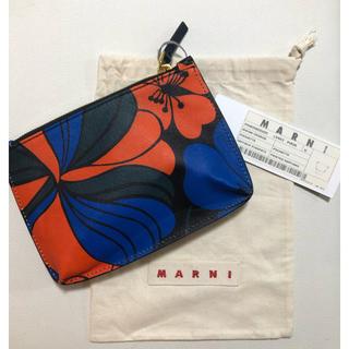 マルニ(Marni)のMARNI ポーチ(ポーチ)
