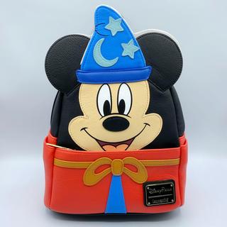 ミッキーマウス(ミッキーマウス)のディズニー 海外 限定 ミッキー 魔法使いの弟子 ラウンジフライ リュック (リュック/バックパック)