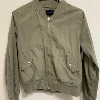 ユナイテッドアローズ(UNITED ARROWS)のMA1ジャケット(ミリタリージャケット)