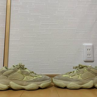 アディダス(adidas)のYEEZY 500(スニーカー)