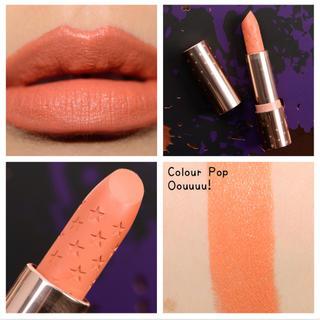Colour Pop カラーポップ  リップスティック リップ 口紅 オレンジ
