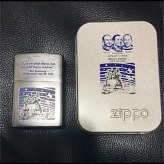 ZIPPO - アポロ11号 1969年 月面着陸記念 2005年 限定ZIPPO!