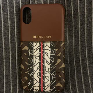 バーバリー(BURBERRY)のBurberry iPhoneケース(iPhoneケース)