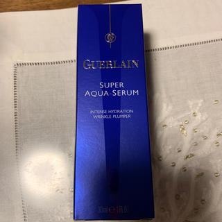 ゲラン(GUERLAIN)のゲラン スーパーアクアセラム(美容液)