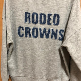 RODEO CROWNS - RODEO CROWNS トレーナー