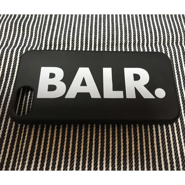iphone8 ケース カード 収納 、 OFF-WHITE - BALR iPhoneケース【iPhone7.8対応】の通販