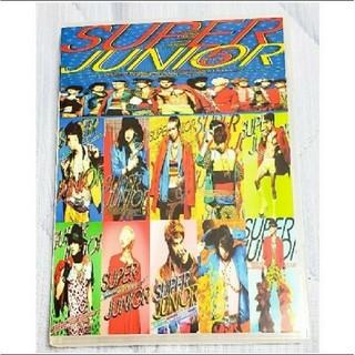 スーパージュニア(SUPER JUNIOR)のSUPER JUNIOR DVD(ミュージック)
