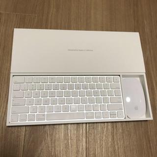 マック(Mac (Apple))のApple Magic Keyboard2(US)&Magic Mouse2(PC周辺機器)