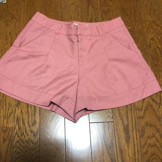 CECIL McBEE - セシルマクビー S  ピンクショートパンツ