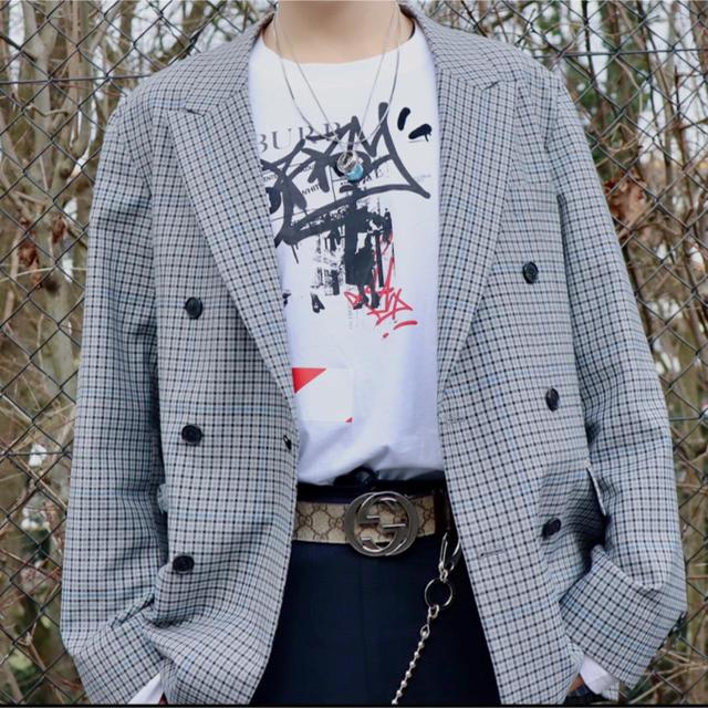 BURBERRY(バーバリー)のBURBERRY ロンT メンズのトップス(Tシャツ/カットソー(七分/長袖))の商品写真
