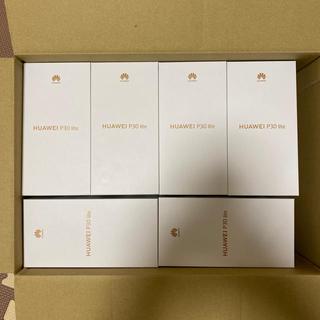 【新品未開封】HUAWEI P30lite 12台セット(スマートフォン本体)