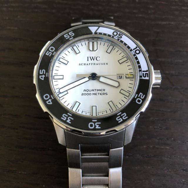 IWC - バルジー二様専用 IWCアクアタイマー2000 IW356805の通販