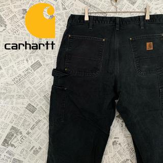 carhartt - 90s カーハート ペインターパンツ ダックパンツ ダブル二ー 33×30