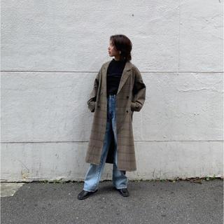 moussy - MOUSSY❤︎FALL COLOR LONG COAT