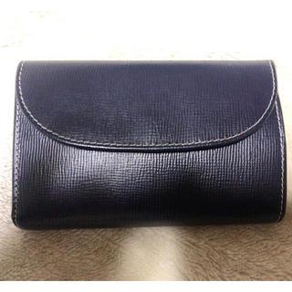ホワイトハウスコックス(WHITEHOUSE COX)のホワイトハウスコックス 三つ折り 三つ折り財布 (折り財布)