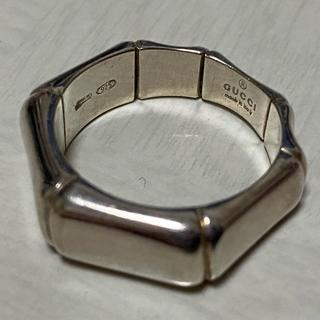 グッチ(Gucci)のGUCCI バンブーリング(リング(指輪))