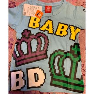ベビードール(BABYDOLL)のベビードール 半袖Tシャツ 100サイズ(Tシャツ/カットソー)