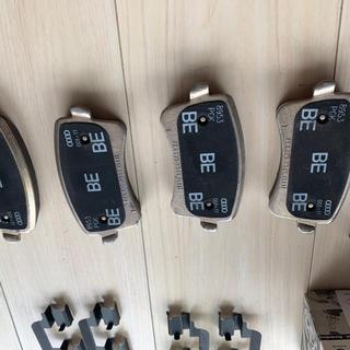 アウディ(AUDI)のアウディ A4 B8 8K 純正ブレーキパッド 前後セット(車種別パーツ)